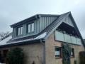 Dachsanierung, Erneuerung der Pultdachgauben