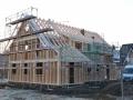 2 Familienhaus in Holzrahmenbauweise