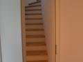 Beispiel Treppenaufgang Neubau Holzrahmen OG-DG