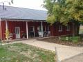 Flachdachbungalow nach Fertigstellung als Satteldachhaus 1 1/2 Geschoss