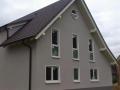 Zweifamilienhaus in Holzrahmenbauweise