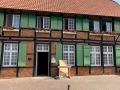 Meranti Nostalgiefenster