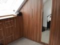 Einbauschrank/Ankleidezimmer Nußbaumdekor