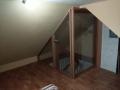 Raumteiler Winkelelement in Buche-Massiv