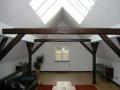 Kompletter Dachausbau mit Lichtkuppel