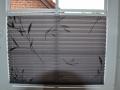 Plissee für Fensterelemente