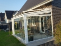 Holz-/Aluminium Terrassendach
