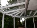 Holz/Aluminium Terrassendach