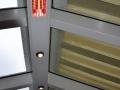 Licht- Heizsystem für Terrassendächer