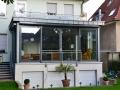 Wohnraumerweiterung in Holz-Rahmenbau