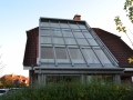 Wintergarten Holz-/Aluminium