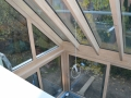 Wintergarten Holz-/Aluminium, Innenansicht