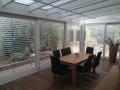 Innenraumfoto Wintergarten Holz/Aluminium