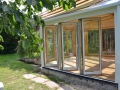 Wintergarten Holz/Aluminium