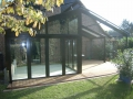 Wintergarten Aluminium