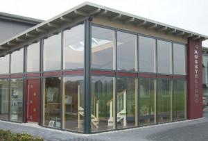 Firmengebäude Standort Lüdinghausen